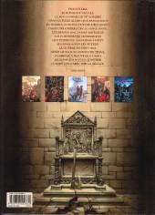 Verso de Le trône d'Argile -1a- Le chevalier à la hache