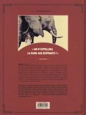 Verso de Communardes ! - Les éléphants rouges