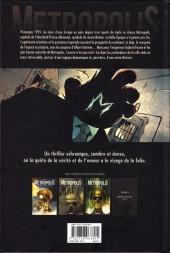 Verso de Metropolis (Lehman/De Caneva) -3- Tome 3