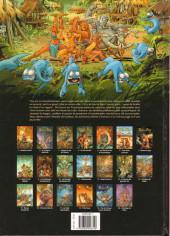 Verso de Trolls de Troy -20- L'Héritage de Waha