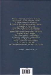 Verso de Adieu Kharkov