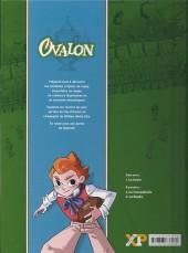 Verso de Ovalon -1- La soule
