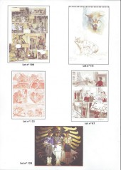 Verso de (Catalogues) Ventes aux enchères - Divers - Brissonneau & Daguerre - samedi 23 avril 2005 - Paris hôtel Drouot