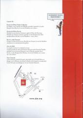 Verso de (Catalogues) Ventes aux enchères - Divers - Musée Jijé - Dessins et planches originales du Neuvième Art - dimanche 21 mars 2004 - Bruxelles musée BD Jijé
