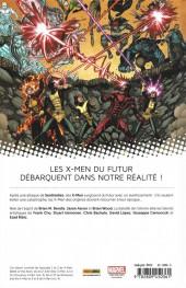 Verso de All-New X-Men -4- La Bataille de l'Atome