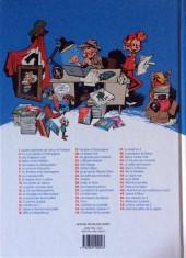 Verso de Spirou et Fantasio -2i14- Il y a un sorcier à champignac