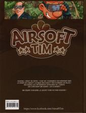 Verso de Airsoft Tim -2- Billes en classe