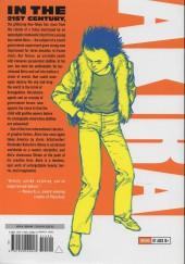 Verso de Akira (2009) -3- Volume 3