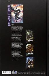 Verso de Batman Eternal -3- Tome 3