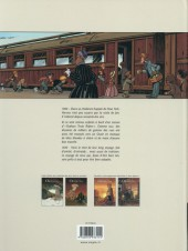 Verso de Le train des Orphelins -INT1- Histoire complète
