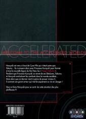 Verso de Accel World -3- Tome 3