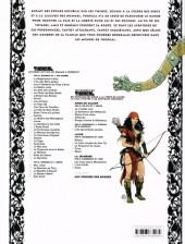 Verso de Thorgal (Les mondes de) - Kriss de Valnor -6- L'île des Enfants perdus