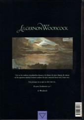 Verso de Algernon Woodcock -2- L'œil Fé - seconde partie