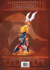 Verso de Atalante - La Légende -8- Les Taureaux de Colchide