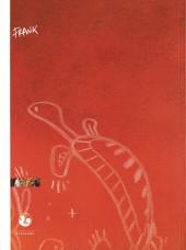 Verso de Broussaille -HS3- La source