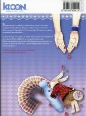 Verso de Alice au royaume de Joker -7- Tome 7