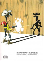 Verso de Lucky Luke -60a07- L'amnésie des dalton