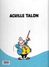 Verso de Achille Talon -19d15- Achille talon et le grain de la folie
