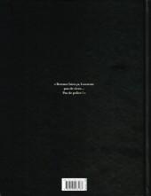 Verso de La mondaine -INT- La Mondaine