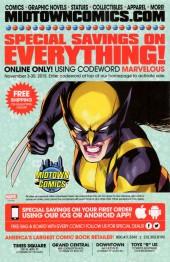 Verso de All-New Wolverine (2016) -2- Issue 2