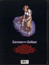 Verso de Carmen Mc Callum -6- Le sixième doigt du Pendjab