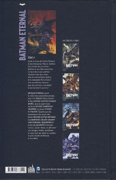 Verso de Batman Eternal -4- Tome 4