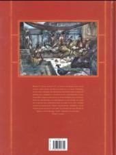 Verso de L'aigle et la salamandre -1- Naissance dans le brasier