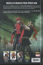 Verso de Spider-Man (Marvel Deluxe) - Diffamation