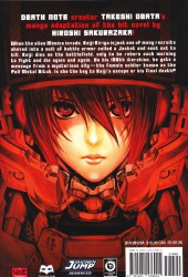Verso de All You Need Is Kill (en anglais) -INT- All You Need is Kill