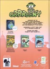 Verso de Grrreeny -4- Green Anatomy