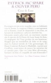 Verso de (AUT) Peru, Olivier -R04 Poch- Les Haut-Conteurs, tome 3 : Cœur de Lune