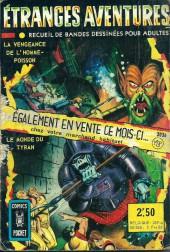 Verso de (Recueil) Comics Pocket -3035- Album n°3035(9-10)