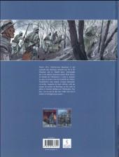 Verso de L'ambulance 13 - Tome INT2