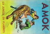 Verso de Amok (2e série) (Sagédition) -7- La jungle en flammes