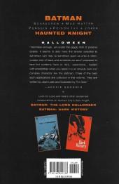 Verso de Batman: Haunted Knight (1996) -INT a- Haunted Knight