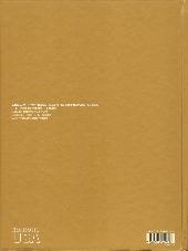 Verso de Les gardiens du Maser -HS TL- Esquisses