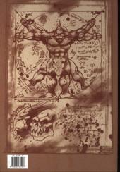 Verso de Lanfeust de Troy -HS1a- Nouvelle cartographie illustrée du monde de Troy