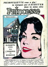 Verso de Frimoussette -14- Les vacances de Suzon