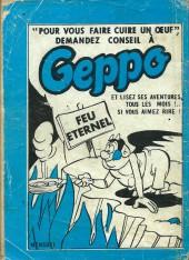 Verso de Amigo (1re Série) -11- Capitaine Amigo