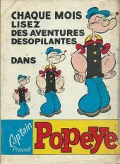 Verso de Amigo (1re Série) -14- Capitaine Amigo
