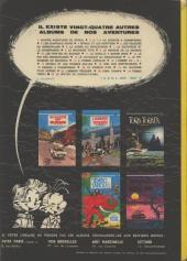 Verso de Spirou et Fantasio -5d75- Les voleurs du Marsupilami