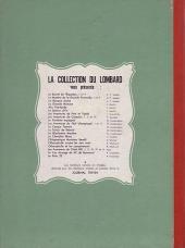 Verso de Barelli -1- L'énigmatique Mr Barelli