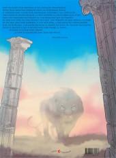 Verso de Alex & Ani -1- Le secret d'Héraclès