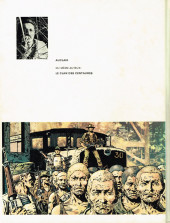 Verso de Simon du Fleuve -2- Les esclaves