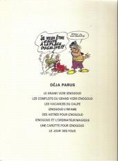 Verso de Iznogoud -5b73- Des astres pour iznogoud