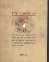 Verso de L'ambassadrice - L'Ambassadrice