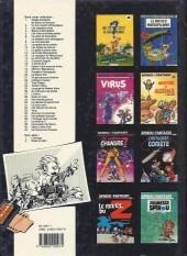 Verso de Spirou et Fantasio -5f89- Les voleurs du marsupilami