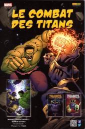Verso de All-New Avengers -1- Rassemblement !