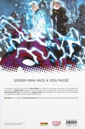 Verso de Amazing Spider-Man (Marvel Now!) -1- Une chance d'être en vie