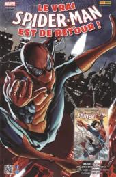 Verso de All-New X-Men (Marvel France 1re série - 2016) -1- Refuge-X